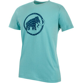 Mammut Trovat - T-shirt manches courtes Homme - bleu